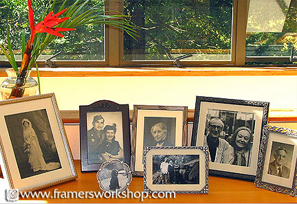 The Framer S Workshop Berkeley Ca Antique Photo Framing
