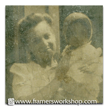 Digital photo restoration at the framers workshop berkeley ca as you can see on this page even badly damaged photographs can be digitally restored however not all are so fortunate click here to see examples of solutioingenieria Gallery