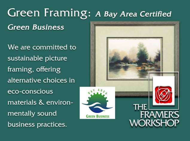 #GreenFraming