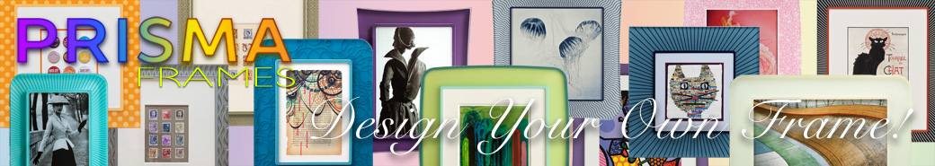 Design Your Own Frame With Prisma Framing Click to learn more!