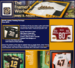 Sports Jersey Framing Package Specials